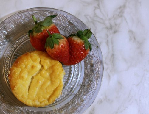 Tammy's Low Carb Baked Ricotta Cakes